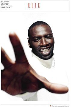 Omar sy from intouchables gorgeous brotha favorite for Dujardin 817
