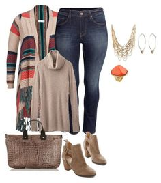 """plus size country boho chic"" by kristie-payne ❤ liked on Polyvore"