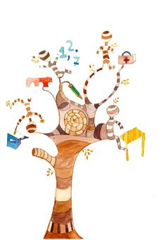 "Saatchi Online Artist bruna costa; Drawing, ""betree VII"" #art Saatchi Online, Fine Art Paper, Saatchi Art, Art Prints, Canvas, Drawings, Artist, Inspiration, Art Impressions"
