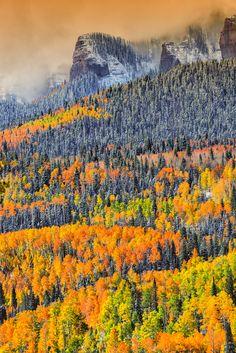 "travelingcolors: "" Silver Jack Reservoir | Colorado (by Matt Payne Photography) """
