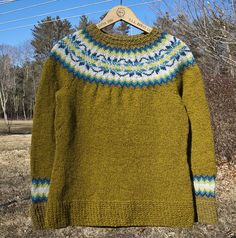 Ravelry: Project Gallery for Adelaide Yoke Pullover pattern by Kate Gagnon Osborn