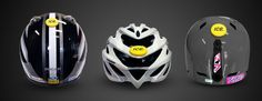 The ICEdot Crash Sensor is a sticker that outfits any helmet with an added layer of safety. In event of an accident, the sticker sends information about the crash to an app on your smartphone which then notifies your emergency contacts and provides them with your GPS coordinates.