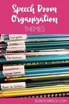 Materials overload?! Check out this blog post for ideas on how to organize your…