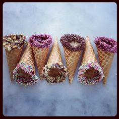 Chocolate fudge sauce - for ice cream or to use to decorate ice cream cones