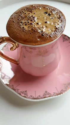 Beautiful and Delicious Turkish Coffee