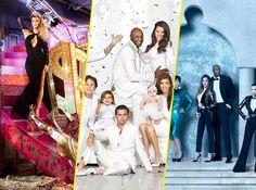 Famille Kardashian : retour look sur toutes leurs cartes de voeux pour Noël !