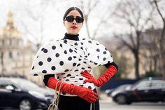 NYLON · Paris Fashion Week Street Style Day 1: We're Not Tired Yet
