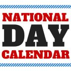 National Day Calendar Logo :: Lists the weird and interesting national days for every day of the year in the US