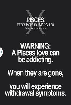 Zodiac Mind - Your source for Zodiac Facts : Photo Aquarius Pisces Cusp, Pisces Traits, Pisces Love, Astrology Pisces, Pisces Quotes, Zodiac Signs Pisces, Pisces Woman, Zodiac Mind, Zodiac Facts