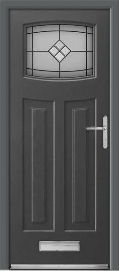 Ultimate Rockdoor Newark Bright Star in Slate Grey and Slate Grey Frame