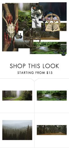 """""""Untitled #579"""" by xxsnowfoxx ❤ liked on Polyvore featuring Kevin Russ and Religion Clothing"""