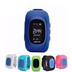 Montre Q50 GPS/Sécurité enfant (IOS & Android)