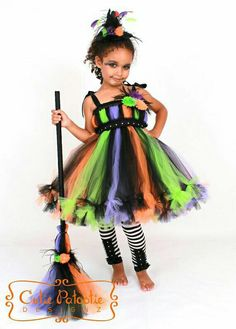 15 baby girl halloween costumes diy ideas baby girl halloween petti tutu dress halloween witch costume green orange purple black twinkling trickster 12 month to 2 toddler girl cpdz solutioingenieria Image collections