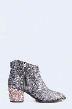 Molly Glitter Boots, multicolor, Zadig & Voltaire