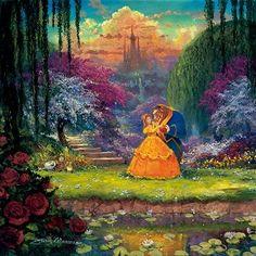 Disney Fine Art, Disney Love, Disney Magic, Walt Disney, Disney Stuff, Disney Nerd, Disney Couples, Disney Pixar, Godard Art