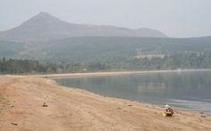 Brodick Beach Isle Of Arran, Beaches, Scotland, Scenery, Pretty, Humor, Landscape, Sands, Paisajes