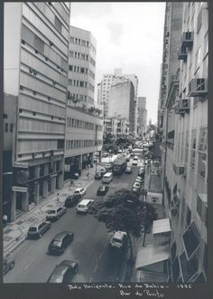 BH - Rua da Bahia - 1996