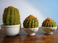 Amigurumi Cactus Tejido A Crochet Regalo Original : Mi coleccion completa de cactus tejidos cactus