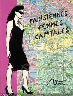 -MissTic-  'Parisiennes Femmes Capitales'