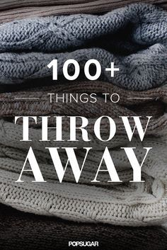 Great declutter and organize tips - Throw These 116 Things Away (Just Don't Get rid of leftover change) Cleaning tips, cleaning schedule, green cleaning Konmari, Cleaning Solutions, Cleaning Hacks, Organizing Tips, Cleaning Checklist, Decluttering Ideas, Organizing Solutions, Clutter Solutions, Trick 17