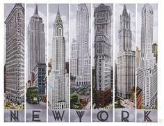 Picture New York Architecture (7/Set)