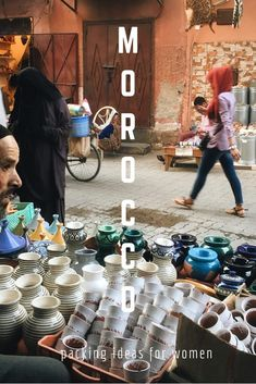 Packing Ideas for Women Visiting Morocco #morocco #guide
