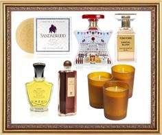"Sandalwood is the ""IT"" fragrance note for fall 2012."