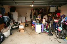 Learn how to declutter your mind and life and get organized with the use of EFT Tapping. Lose the clutter and sort out your life with EFT tapping. Garage Organization Tips, Clutter Organization, Garage Storage, Organizing Ideas, Organising, Clean Garage, Diy Garage, Garage Ideas, Garage Doors
