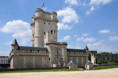 Le donjon - Château de Vincennes
