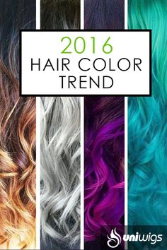 2016 hair color trend
