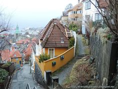 Everyday bergen: Walk on Fjellet part 1.  I can hardly wait to go there!