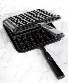 Nordicware Stovetop Belgian Waffle Maker, Original - Bakeware - Kitchen - Macys Bridal and Wedding Registry I really want this!