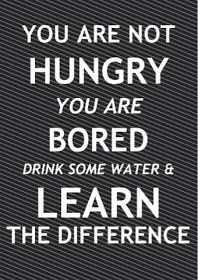 Yes, this makes a big difference! Especially if you're trying to loose weight!