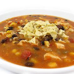 Panera Chicken Tortilla Soup