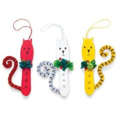 Homemade Christmas Ornaments christmas-winter-crafts-for-kids