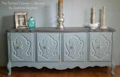 Vintage Bassett Cabinet