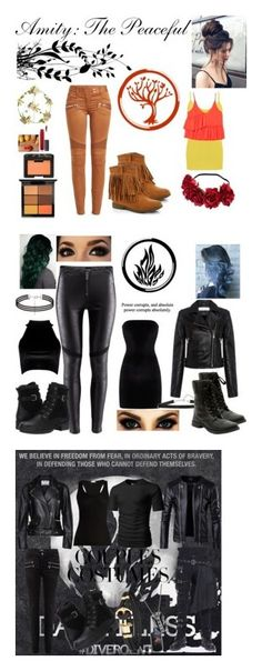 """""""Divergent"""" by emotional-life ❤ liked on Polyvore featuring MAC Cosmetics, NARS Cosmetics, John Lewis, BKE core, Balmain, Lady Godiva, MANGO, PBteen, divergent and Boohoo"""