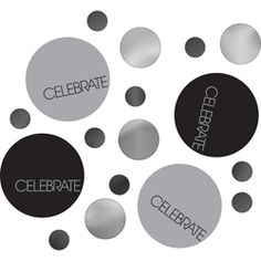 Classic Celebrations Party Confetti
