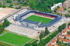 Hallescher FC / Hallescher Stadion