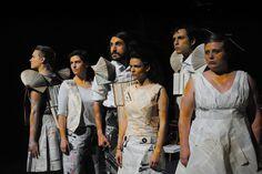 Camille Audouard, Costumière-Scénographe Costume Set Designer @Portfoliobox crédits photo : Tony Trichanh