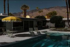Tom Blachford's 'Midnight Modern' series.