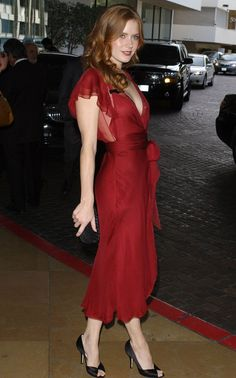 Amy Adams February 13 2006 (The 78th Annual Academy Awards Nominees Luncheon)