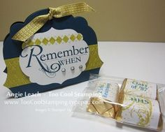 Hershey's Nuggets Reunion Favors