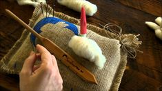New Needlefelting Tool by Sarafina Fiber Art