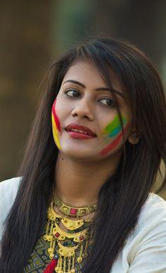 Beautiful Girl In India, Gorgeous Women, Bollywood Fashion, Bollywood Actress, Holi Girls, Samantha In Saree, Fashion Designer, Stylish Girl Pic, Indian Beauty Saree