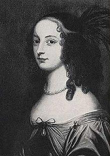 Sophia of the Palatinate [aka Sophia of Hanover] - mother of George I of England.