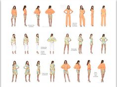 Wardrobe esentials Bundle pack of 10  dresses  office by MittmibyD