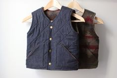 Free Sewing Pattern : Hansel & Gretel Quilted Vest