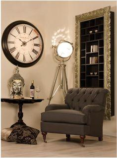 Een heerlijke plek om even te ontspannen, een glas wijn te drinken of een goed boek te lezen | Rofra Home