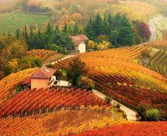 Herfst, een mooie tijd om Italië te bezoeken | Sogno Italiano